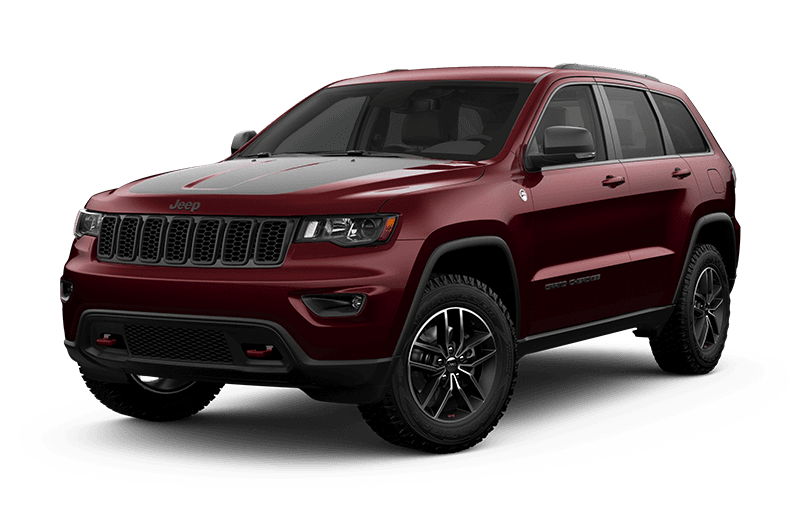 2020 Jeep® Grand Cherokee Trailhawk® - Velvet Red Pearl