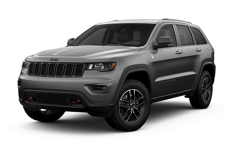 2020 Jeep® Grand Cherokee Trailhawk® - Billet Metallic