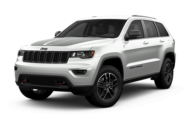 2020 Jeep® Grand Cherokee Trailhawk® - Bright White