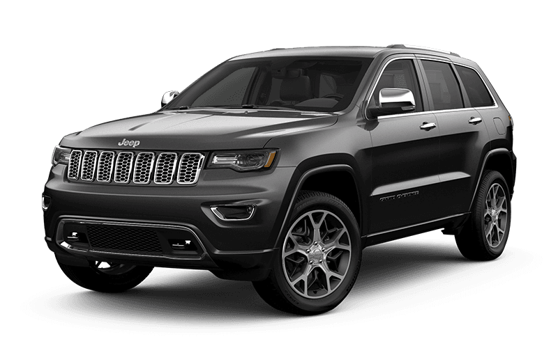 2020 Jeep® Grand Cherokee Overland® - Granite Crystal Metallic
