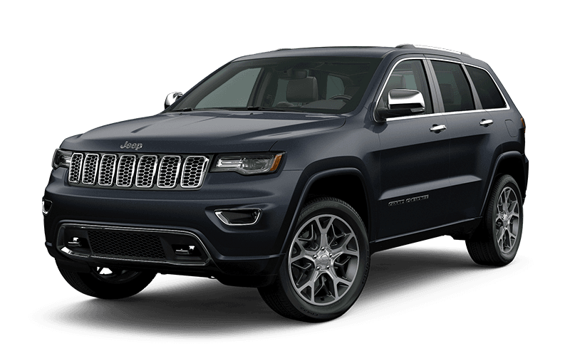 2020 Jeep® Grand Cherokee Overland® - Slate Blue