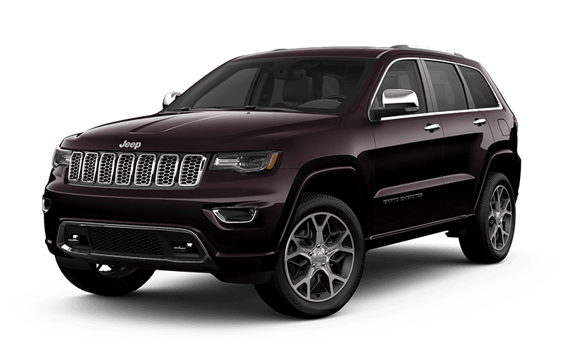 2020 Jeep® Grand Cherokee Overland® - Ultraviolet Metallic