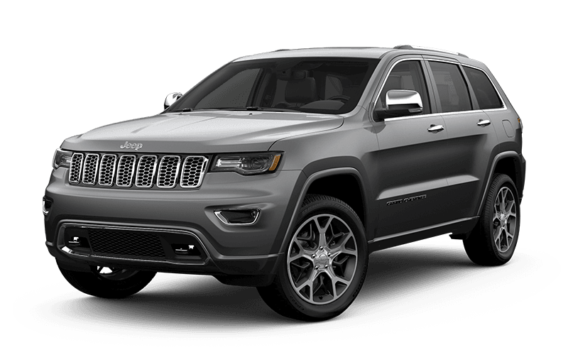 2020 Jeep® Grand Cherokee Overland® - Billet Metallic
