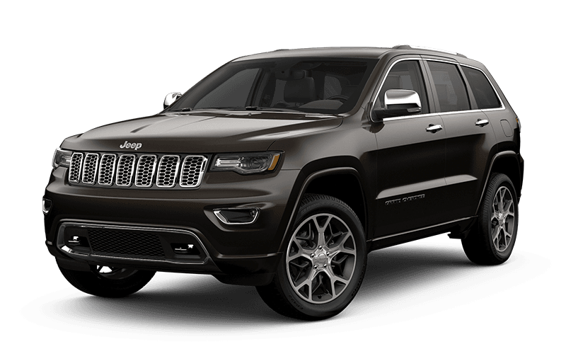 2020 Jeep® Grand Cherokee Overland® - Walnut Brown Metallic
