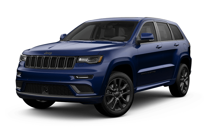 2020 Jeep® Grand Cherokee High Altitude - Slate Blue