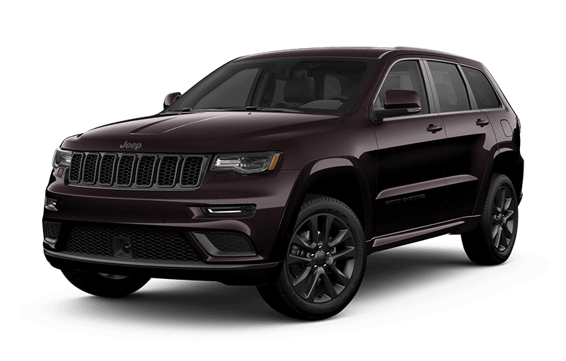 2020 Jeep® Grand Cherokee High Altitude - Ultraviolet Metallic