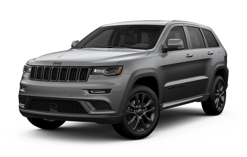 2020 Jeep® Grand Cherokee High Altitude - Billet Metallic