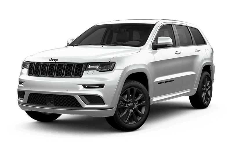 2020 Jeep® Grand Cherokee High Altitude - Bright White