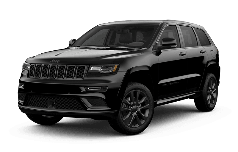 2020 Jeep® Grand Cherokee High Altitude - Diamond Black Crystal Pearl