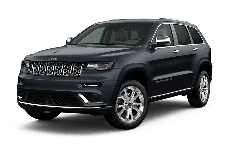 2020 Jeep® Grand Cherokee Summit® - Slate Blue