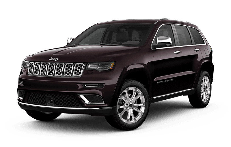 2020 Jeep® Grand Cherokee Summit® - Ultraviolet Metallic
