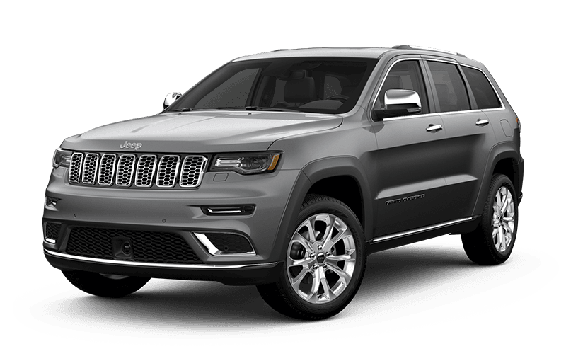 2020 Jeep® Grand Cherokee Summit® - Billet Metallic