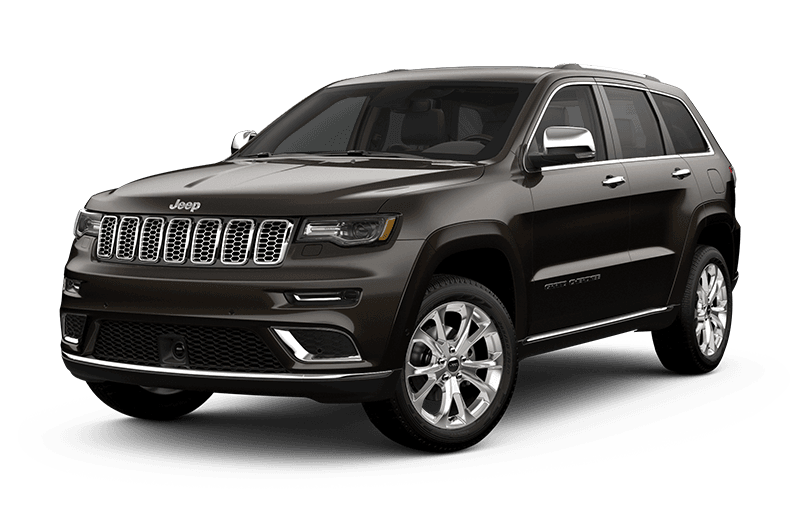 2020 Jeep® Grand Cherokee Summit® - Walnut Brown Metallic