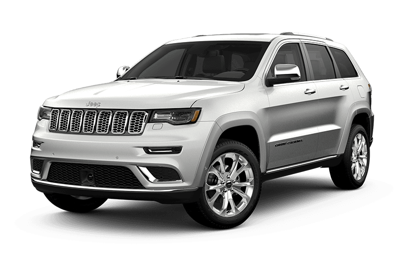2020 Jeep® Grand Cherokee Summit® - Ivory Tri-Coat Pearl