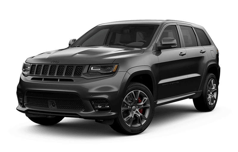2020 Jeep® Grand Cherokee SRT® - Granite Crystal Metallic