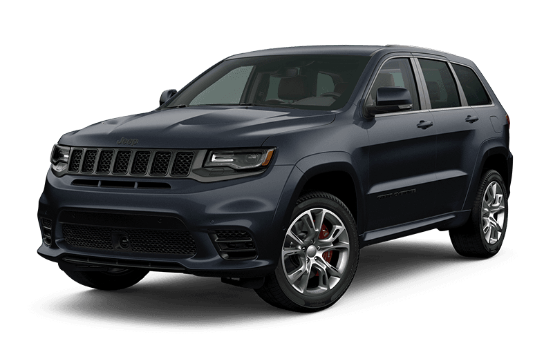 2020 Jeep® Grand Cherokee SRT® - Slate Blue