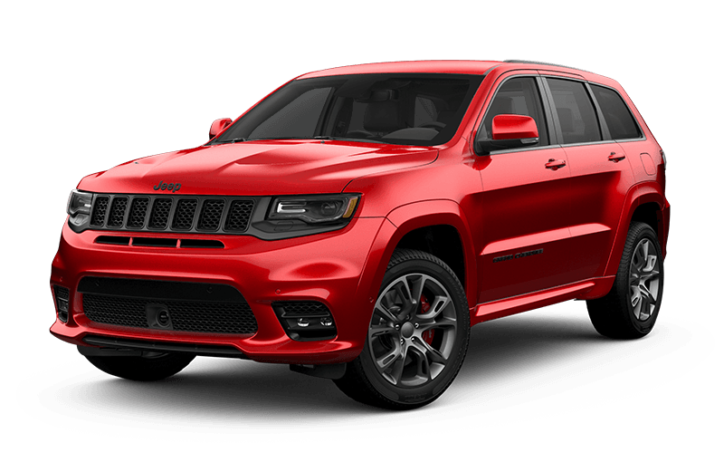 2020 Jeep® Grand Cherokee SRT®