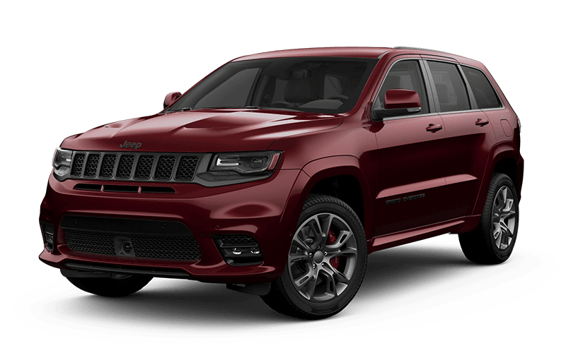 2020 Jeep® Grand Cherokee SRT® - Velvet Red Pearl
