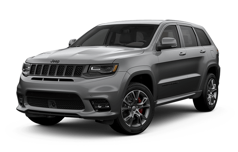2020 Jeep® Grand Cherokee SRT® - Billet Metallic