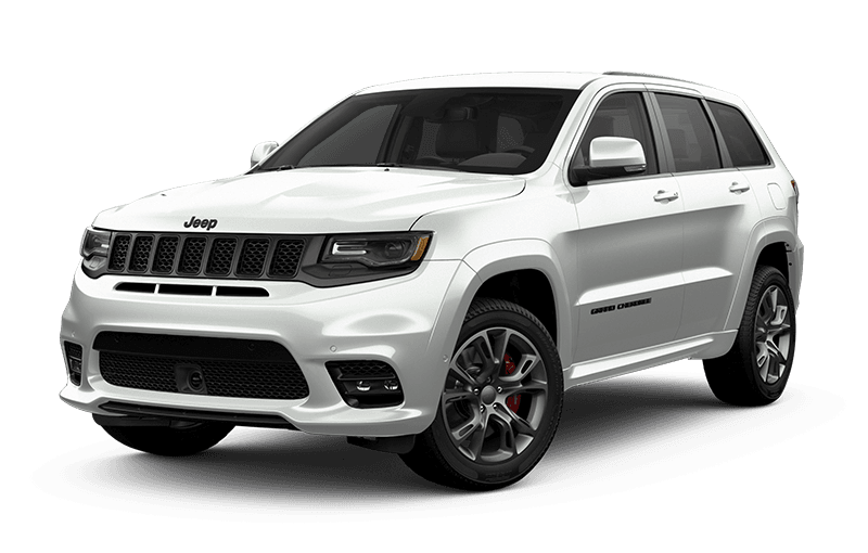 2020 Jeep® Grand Cherokee SRT® - Bright White