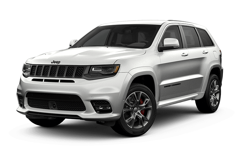2020 Jeep® Grand Cherokee SRT® - Ivory Tri-Coat Pearl