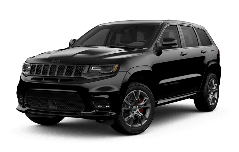 2020 Jeep® Grand Cherokee SRT® - Diamond Black Crystal Pearl