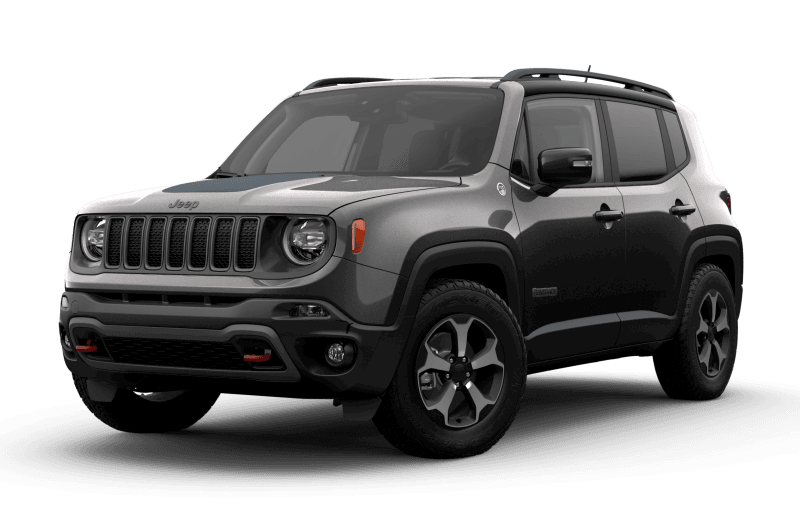 2021 Jeep® Renegade Trailhawk® - Granite Crystal Metallic