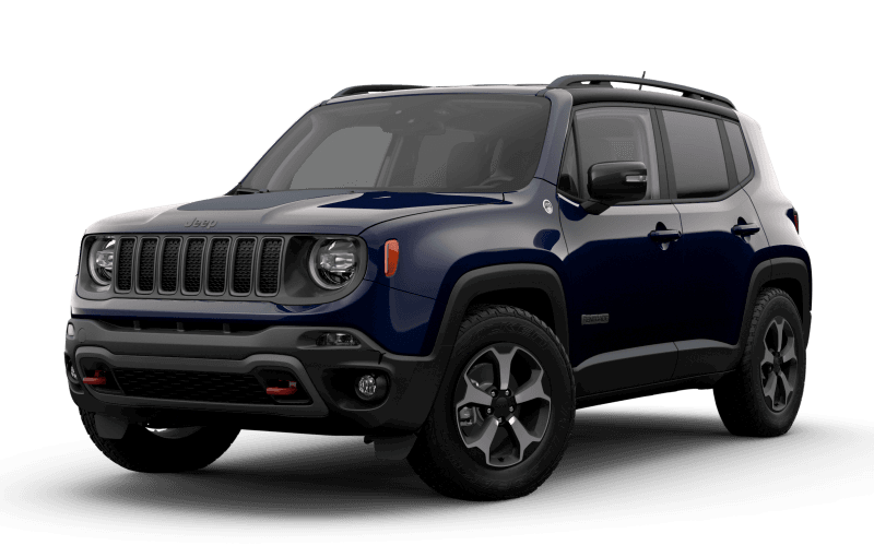 2021 Jeep® Renegade Trailhawk® - Jetset Blue