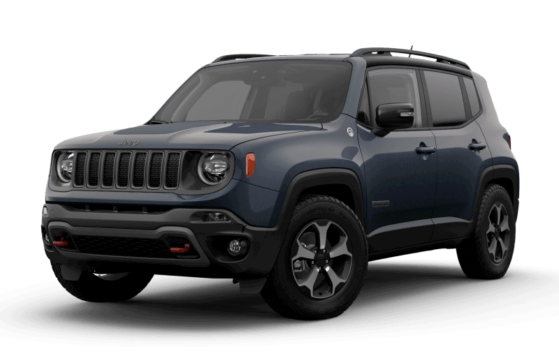 2021 Jeep® Renegade Trailhawk® - Blue Shade