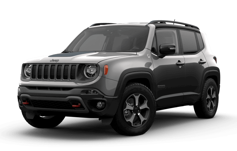 2021 Jeep® Renegade Trailhawk® - Sting Grey