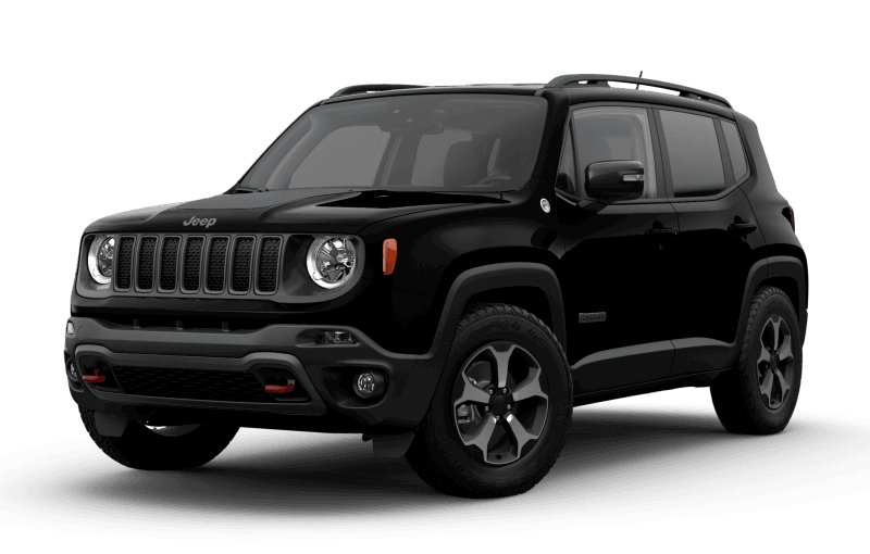 2021 Jeep® Renegade Trailhawk® - Black