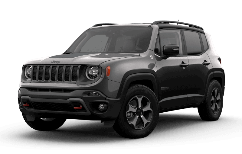 2021 Jeep® Renegade Trailhawk Elite - Granite Crystal Metallic