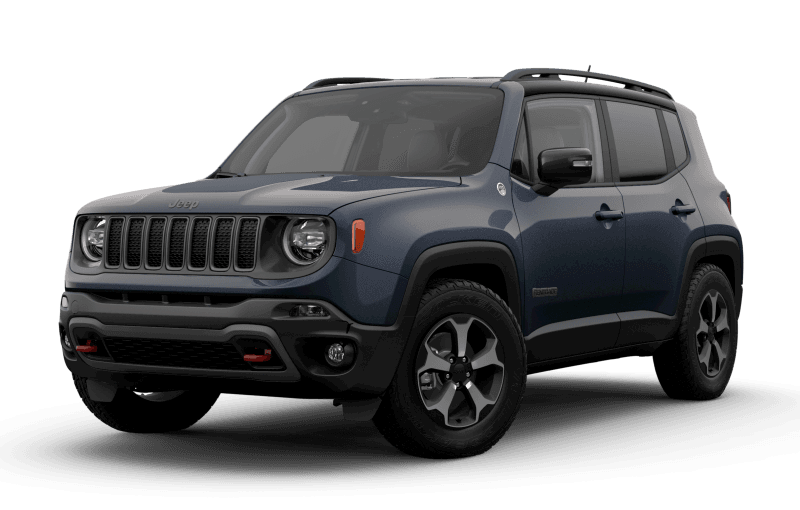 2021 Jeep® Renegade Trailhawk Elite - Blue Shade