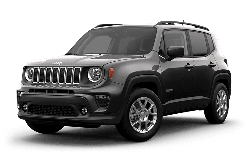 2021 Jeep® Renegade North - Granite Crystal Metallic