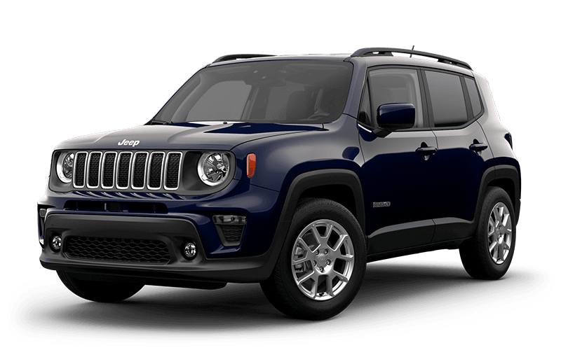 2021 Jeep® Renegade North - Jetset Blue