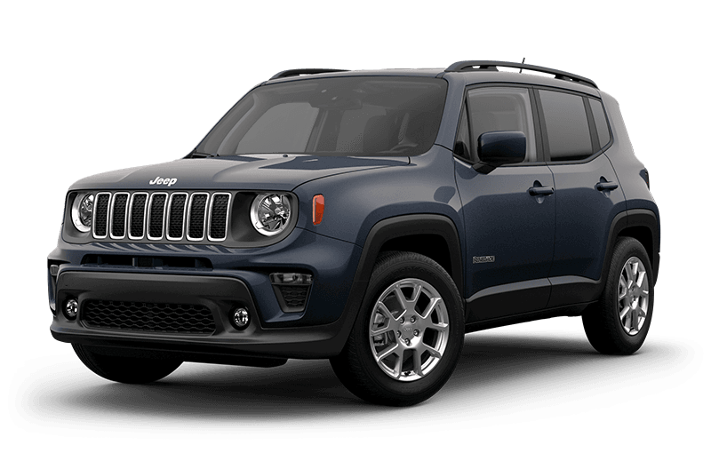 2021 Jeep® Renegade North - Blue Shade