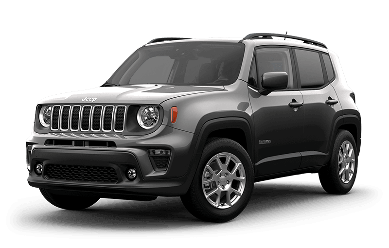 2021 Jeep® Renegade North - Sting Grey