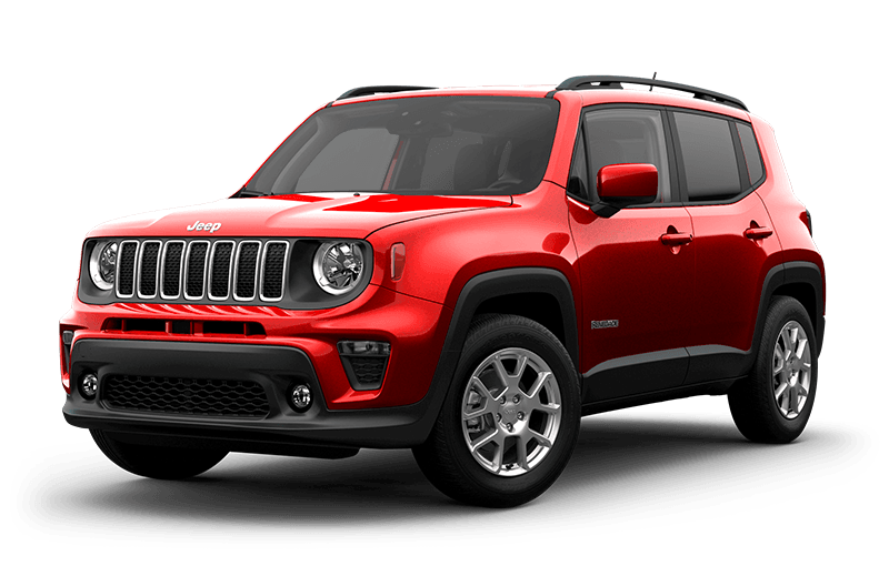 2021 Jeep® Renegade North - Colorado Red