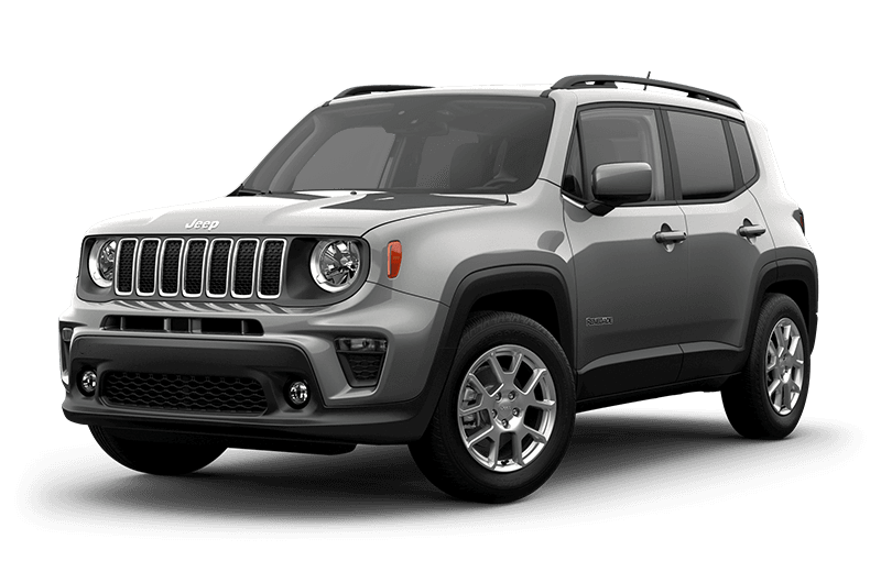 2021 Jeep® Renegade North - Glacier Metallic