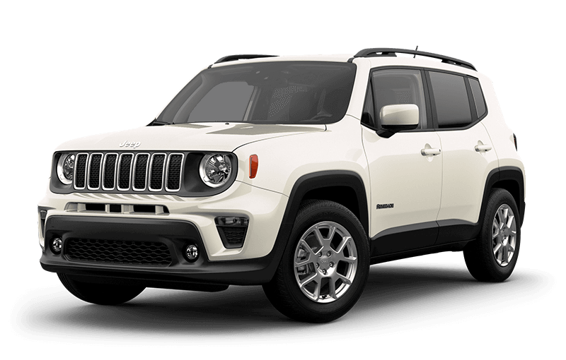 2021 Jeep® Renegade North - Alpine White
