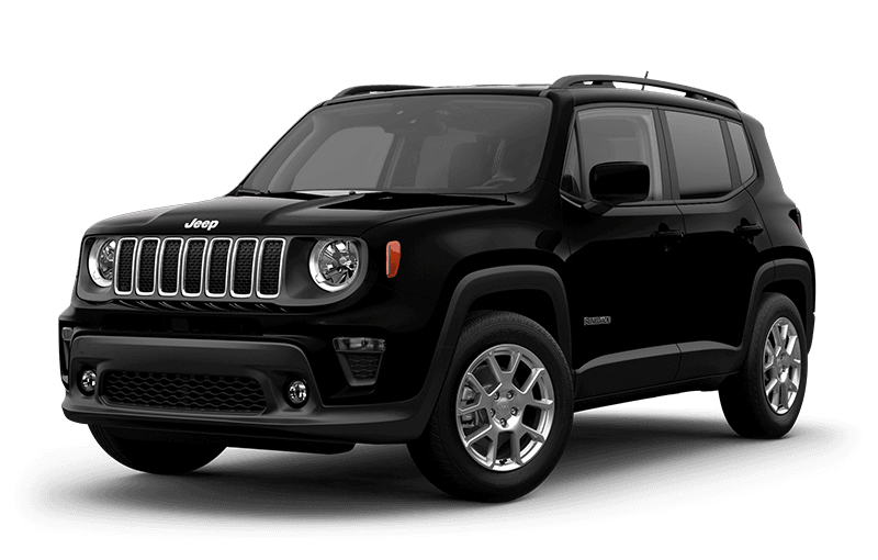 2021 Jeep® Renegade North - Black