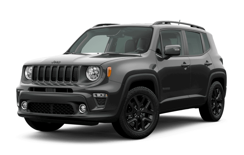 2021 Jeep® Renegade Altitude - Granite Crystal Metallic