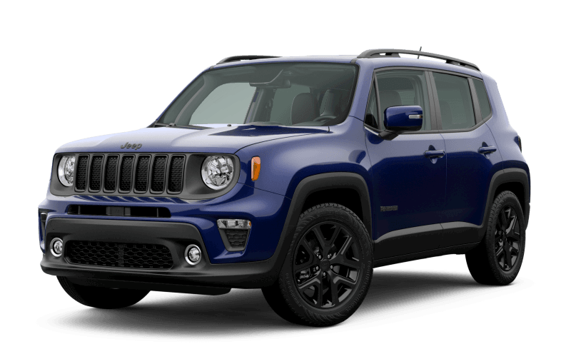 2021 Jeep® Renegade Altitude - Jetset Blue