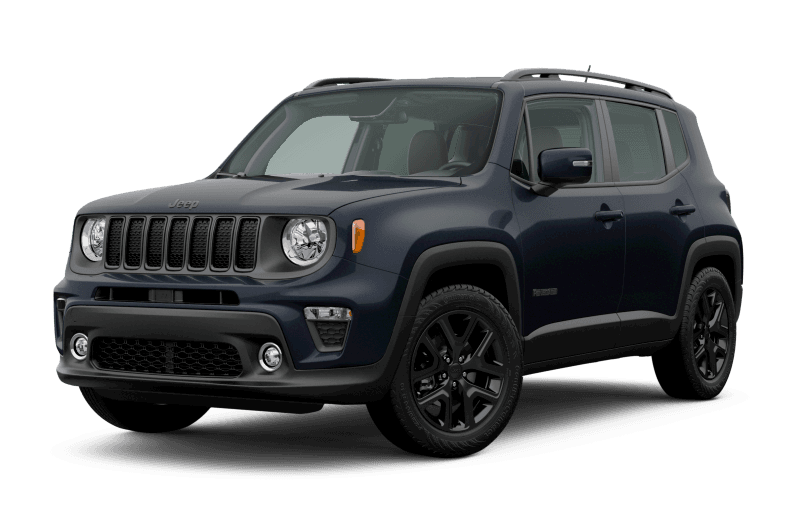 2021 Jeep® Renegade Altitude - Blue Shade