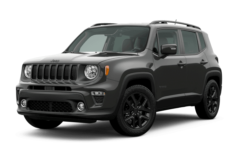 2021 Jeep® Renegade Altitude - Sting Grey