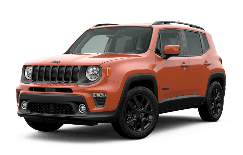 2021 Jeep® Renegade Altitude - Omaha Orange