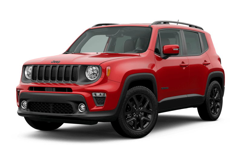 2021 Jeep® Renegade Altitude - Colorado Red