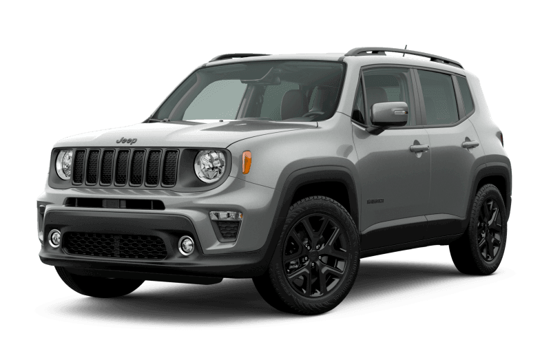 2021 Jeep® Renegade Altitude - Glacier Metallic