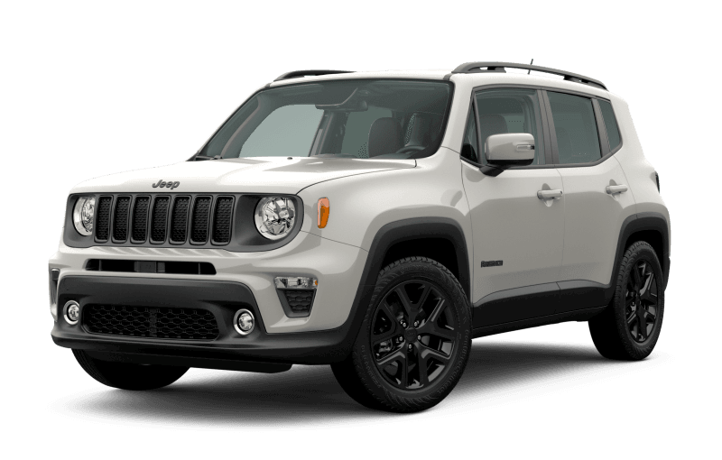 2021 Jeep® Renegade Altitude - Alpine White
