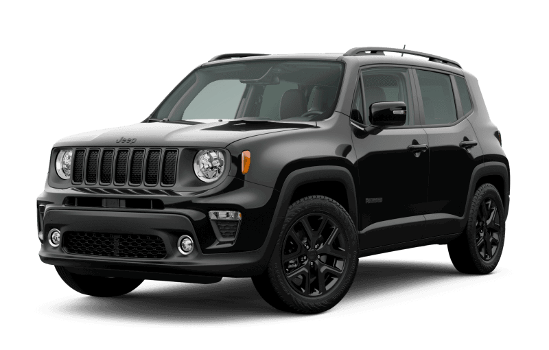 2021 Jeep® Renegade Altitude - Black